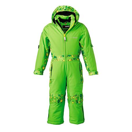 Купить Комбинезон горнолыжный MAIER 2013-14 03--06 Jascha jasmine green (светло-зелёный) Детская одежда 1023461