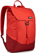Рюкзак THULE Lithos Backpack 16L Lava/Red Feather