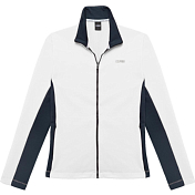 Джемпер горнолыжный COLMAR 2019-20 Full zip fleece white-blue-black