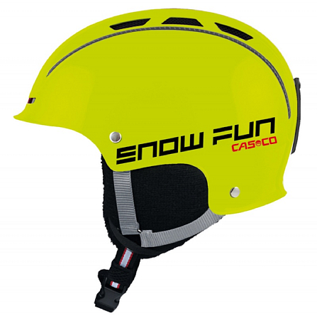 Зимний Шлем Casco 2015-16 Snow Fun Junior yellow