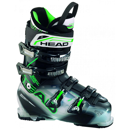 Горнолыжные ботинки HEAD 2014-15 Performance ADAPT EDGE 90 Trsp/Black/Green