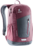 Рюкзак Deuter 2020 StepOut 12 Graphite/Maron