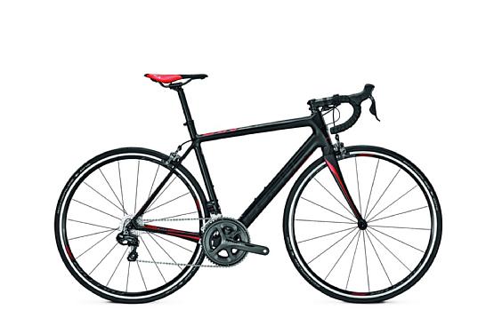 Купить Велосипед FOCUS CAYO ULTEGRA DI2 2017 CARBON/RED MATT Шоссейные 1318708