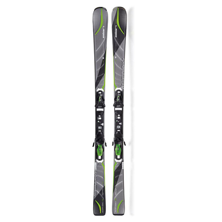Горные лыжи с креплениями Elan 2014-15 ALL MOUNTAIN AMPHIBO Amphibio 78 Carbon Fusion+EL 11