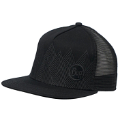 Кепка Buff Trucker Cap Summit Black