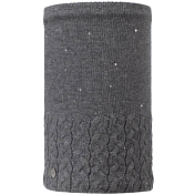 Шарф Buff KNITTED & POLAR NECKWARMER ELIE GREY