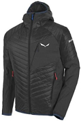 Куртка для активного отдыха Salewa 2018 ORTLES HYBRID 2 PRL M JKT black out