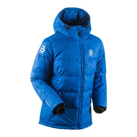 Купить Куртка беговая Bjorn Daehlie 2017-18 Jacket Podium Wmn Methyl Blue Одежда лыжная 1271043