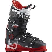 Горнолыжные Ботинки Salomon 2016-17 Alp. Boots X Max 100 Red/black