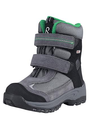 Купить Ботинки городские (высокие) Reima 2015-16 Kinos navy, Обувь для города, 1197607