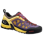 Треккинговые кроссовки Salewa Tech Approach MS FIRETAIL 3 Mystical/Papavero