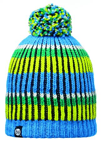Купить Шапка BUFF KNITTED HATS TROY BLUE Банданы и шарфы Buff ® 1169447