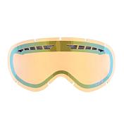 Запасные линзыОчки горнолыжные<br>Слегка уменьшенная копия Dragon Dx. Линзы Dxs с усиленной системой вентиляции подходят для тех, кто предпочитает более компактные маски. Линзы изготовлены из пластичного материала Лексана, который при ударе не образует острых осколков, сохраняя Ваши глаза в безопасности при любых условиях.<br><br>Технические характеристики:<br><br>- Подходит для любых погодных условий.<br>- Прочные и одновременно гибкие линзы.<br>- Ионизированное покрытие.<br>- Линзы на 100% блокируют вредное ультрафиолетовое излучение.<br>- Устойчивое к царапинам покрытие.<br>- Система вентиляции, препятствующая запотеванию.<br>- Технология антизапотевания Super Anti-Fog.<br>- Линза соответствует оптическому стандарту ANSI Z87.1.<br>- Материал - прочный поликарбонат Лексан.<br>- Светопропускная способность - 31%-36%.<br>- Для моделей масок Dxs.