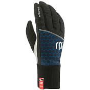Перчатки Беговые Bjorn Daehlie 2016-17 Glove Stride Navy Blazer