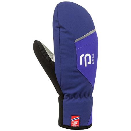 Купить Варежки Bjorn Daehlie 2017-18 Mittens Track Jr Blue Ribbon Перчатки, варежки 1341137