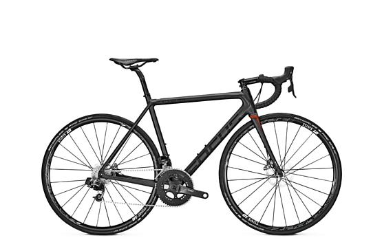 Купить Велосипед FOCUS IZALCO MAX DISC E-TAP 2017 CARBON/RED MATT Шоссейные 1318703