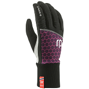 Перчатки Беговые Bjorn Daehlie 2016-17 Glove Stride Potent Purple