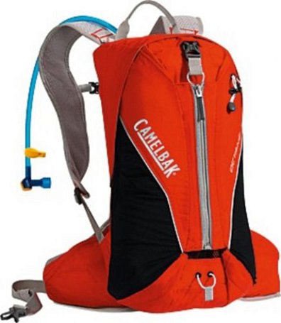 Рюкзак CamelBak Octane 18X 11-15L Engine Red/Silver