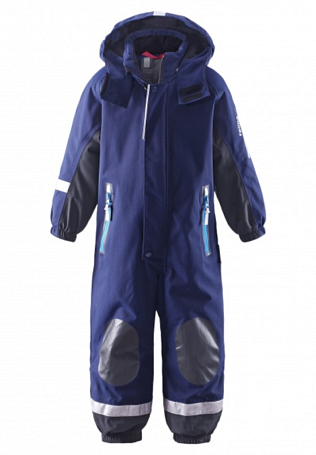 Купить Комбинезон горнолыжный Reima 2016-17 SUCCEED СИНИЙ Детская одежда 1279314