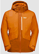 Куртка горнолыжная Jack Wolfskin 2019-20 Big White Jacket Rusty Orange