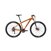 Велосипед ROCKY MOUNTAIN FUSION 910 2016 MATTE BURNT ORANGE/BLACK