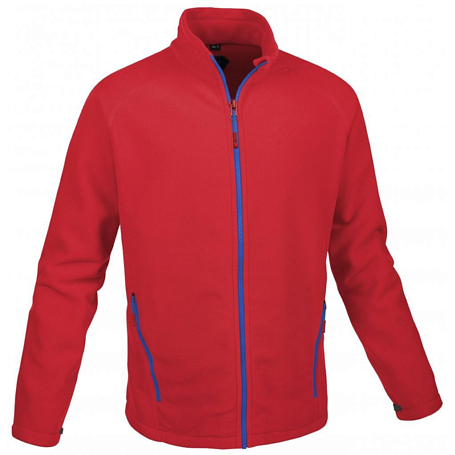 Жакет для активного отдыха Salewa PARTNER PROGRAM MEN *RAINBOW 2.0 PL M JKT flame/3430