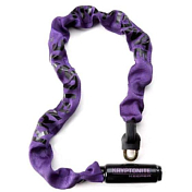 "Замок велосипедный Kryptonite Chains Keeper 785 Integrated Chain - 32""' (85cm)- (COLOR-PURPLE)"