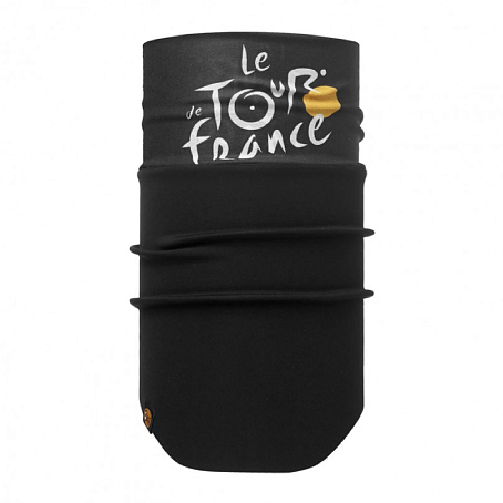 Купить Шарф BUFF TOUR DE FRANCE WINDPROOF NECKWARMER NEW BLACK Банданы и шарфы Buff ® 1263714