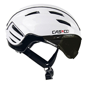 Летний Шлем Casco Sport Road Speedster (Visor) White