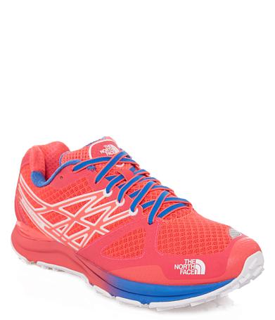 Купить Беговые кроссовки для XC THE NORTH FACE 2016 W ULTRA CARDIAC ROCKET RED/BLUE Кроссовки бега 1244850