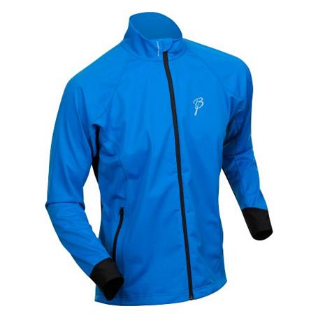 Купить Куртка беговая Bjorn Daehlie Jacket OLYMPIC Light Skydiver/Black (синий/черный) Одежда лыжная 775481