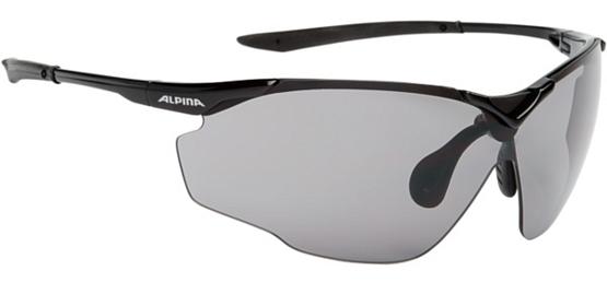Купить Очки солнцезащитные Alpina PERFORMANCE SPLINTER SHIELD C+ black/black fogstop S3, солнцезащитные, 1131696