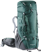 Рюкзак Deuter 2020-21 Aircontact Pro 70+15 Forest/Graphite