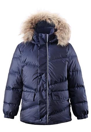 Купить Куртка горнолыжная Reima 2016-17 PAUSE СИНИЙ Детская одежда 1269734