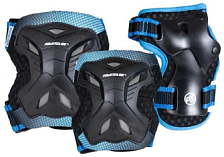 Комплект защиты Powerslide 2021 Kids Pro Boys Set Black/Blue