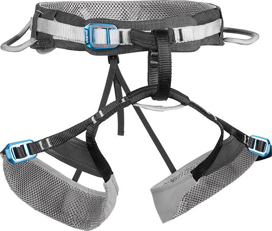 Купить Обвязка Salewa 2015 Hardware ROCK M harness (M/L) LIMESTONE GREY Страховочные системы (обвязки) 1150299