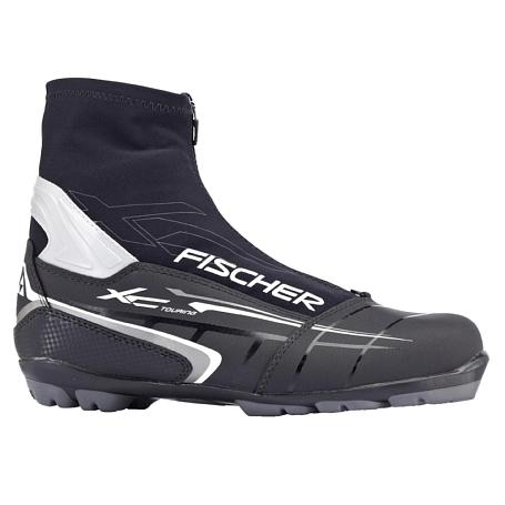 Купить Лыжные ботинки FISCHER 2016-17 XC TOURING BLACK 1138632