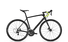 Велосипед FOCUS PARALANE 105 2017 CARBON/BLACK MATT