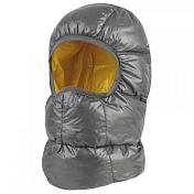 Маска (балаклава)Головные уборы<br>Утепленная маска-балаклава<br> <br> -наполнитель - пух<br> -внешний материал - нейлон<br> -регулировка размера<br>-легкий вес