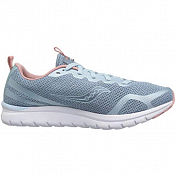 Беговые кроссовки Saucony 2018-19 Liteform Feel Light Blue/Silver