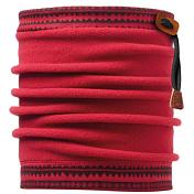 ШарфАксессуары Buff ®<br>Бандана-шарф из серии Polar. Двухслойная конструкция: микрофибра и Polartec Classic, сшитые вместе. Легко растягивается, плотно сидит на голове и защищает Вас от солнца, холода, дождя, ветра и снега.Технология Polygiene для сохранения свежести, даже когда вы вспотеете. Ручная или машинная стирка при температуре не более 40 градусов. Не гладить. Материал: 100% полиэстер <br><br>Пол: Унисекс<br>Возраст: Взрослый<br>Вид: шарф, снуд