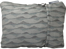 Подушка THERM-A-REST 2020 Compressible Pillow M Gray Mountains Print