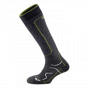 Носки Salewa Alpine Socks Ski Warm Wool Performance SK Antracite/5960