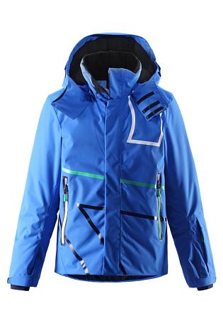 Купить Куртка горнолыжная Reima 2015-16 Tracker mid blue Детская одежда 1197464
