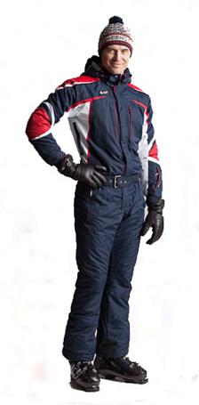 Купить Комбинезон горнолыжный AST 2013-14 SKI T400 Одежда горнолыжная 1026133