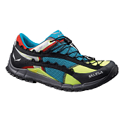 Треккинговые кроссовки Salewa Hike Approach Mens MS SPEED ASCENT Firebrick/Venom /