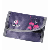 Кошелек Deuter Wallet blueberry orchid