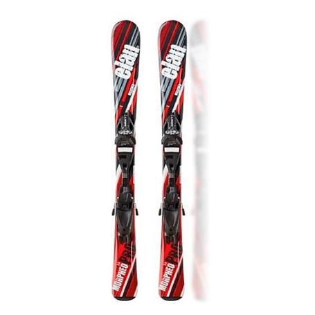 Купить Горные лыжи с креплениями Elan 2013-14 MORPHEO PRO QT EL 4.5 (100-130) 884991