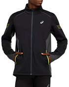 Куртка беговая Asics 2020-21 Lite-show winter jacket Performance Black