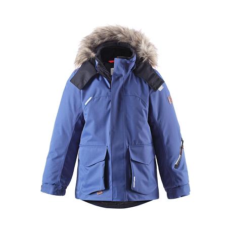 Купить Куртка для активного отдыха Reima 2015-16 Voitto denim blue Детская одежда 1197416
